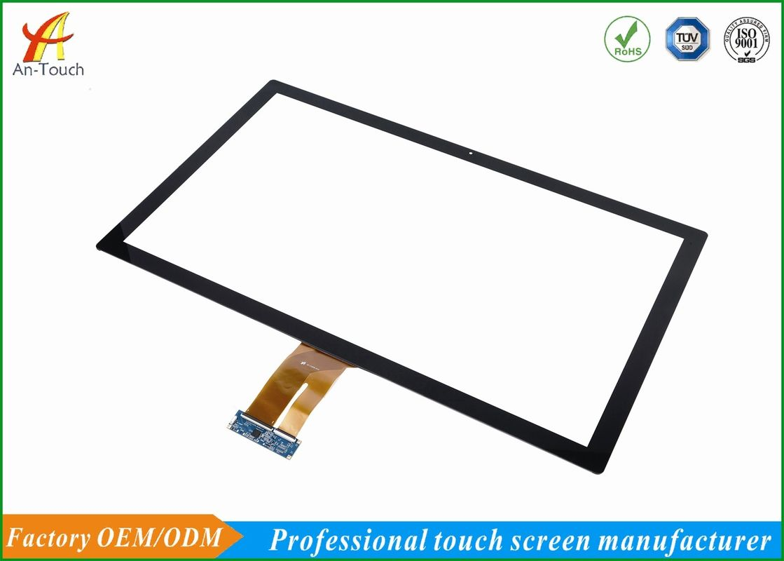 Sensitive 32 Inch Medical Touch Screen For Medical Self Service Terminal