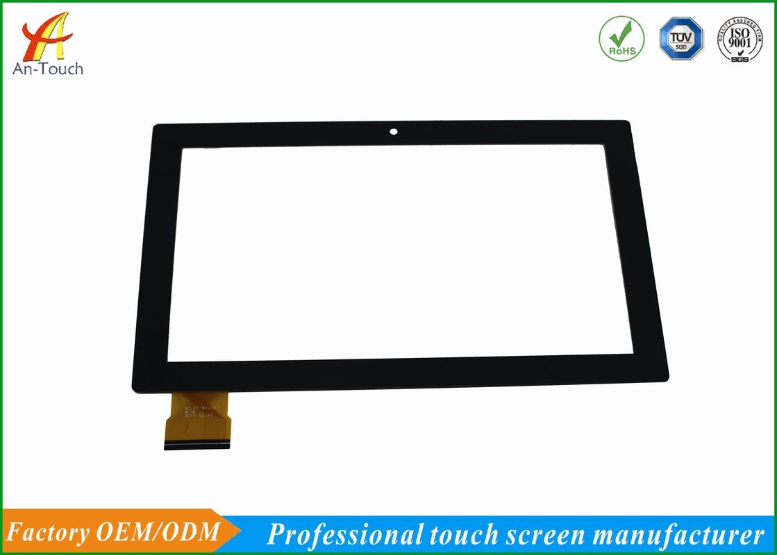 Drive Free Windows Touch Panel 10.1 Inch 1.1mm Cover Lens For Teaching Task