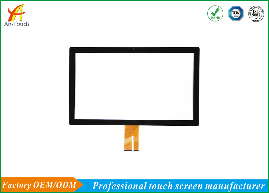 Durable Usb Powered Touch Screen / 27 Inch Waterproof Touchscreen Display